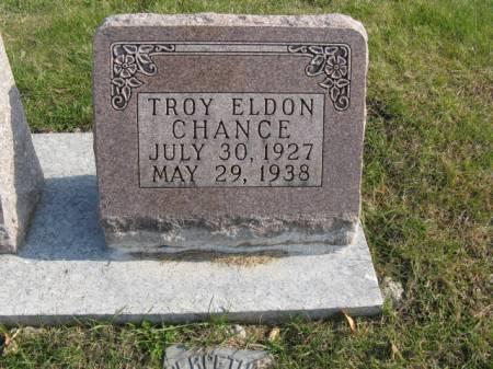 CHANCE, TROY ELDON - Story County, Iowa | TROY ELDON CHANCE