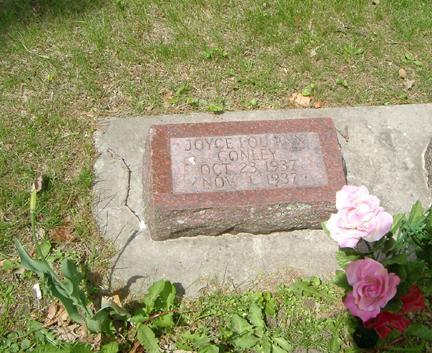 CONLEY, JOYCE LOU ANN - Story County, Iowa | JOYCE LOU ANN CONLEY