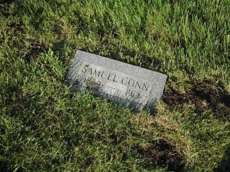 CONN, JAMES SAMUEL - Story County, Iowa | JAMES SAMUEL CONN
