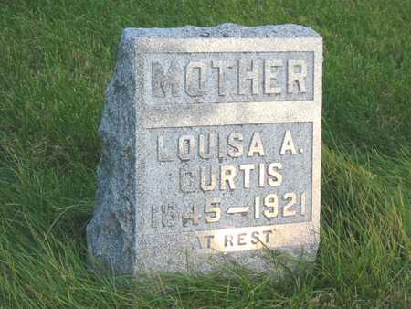 CURTIS, LOUIS A - Story County, Iowa   LOUIS A CURTIS