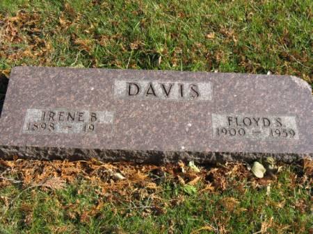 DAVIS, FLOYD S - Story County, Iowa | FLOYD S DAVIS