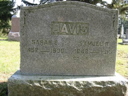 DAVIS, SARAH E - Story County, Iowa | SARAH E DAVIS