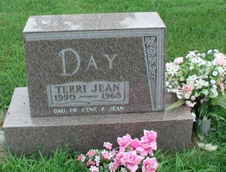 DAY, TERRI JEAN - Story County, Iowa | TERRI JEAN DAY