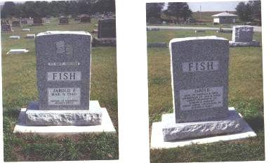 FISH, JAROLD - Story County, Iowa | JAROLD FISH