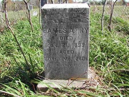 FRY, JAMES A - Story County, Iowa | JAMES A FRY