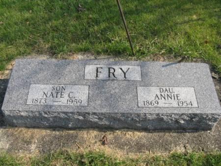 FRY, NATE C - Story County, Iowa | NATE C FRY
