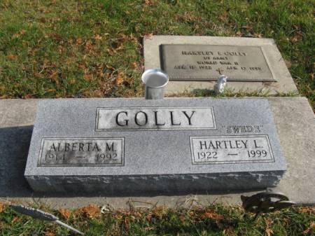 GOLLY, HARTLEY L - Story County, Iowa | HARTLEY L GOLLY