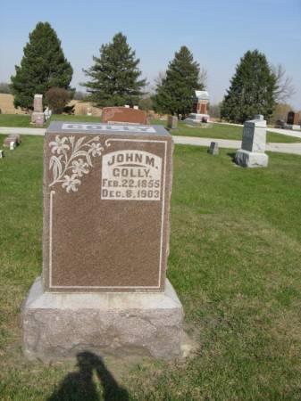 GOLLY, JOHN M - Story County, Iowa | JOHN M GOLLY