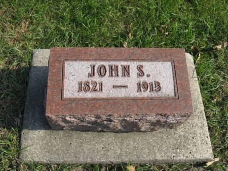GOLLY, JOHN S - Story County, Iowa | JOHN S GOLLY
