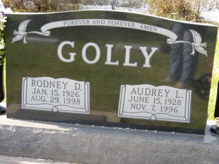GOLLY, AUDREY L - Story County, Iowa | AUDREY L GOLLY