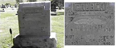 BOLEI GRUBER, MARTHA ELIZ - Story County, Iowa | MARTHA ELIZ BOLEI GRUBER