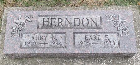 HERNDON, RUBY N. - Story County, Iowa | RUBY N. HERNDON