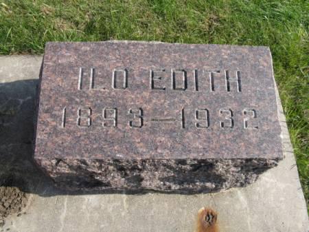 HOLVECK, ILO EDITH - Story County, Iowa | ILO EDITH HOLVECK