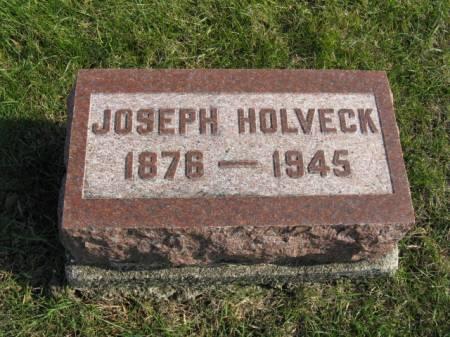 HOLVECK, JOSEPH - Story County, Iowa   JOSEPH HOLVECK