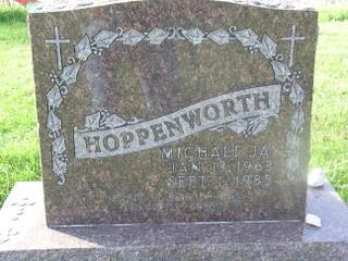 HOPPENWORTH, MICHAEL JAY - Story County, Iowa | MICHAEL JAY HOPPENWORTH