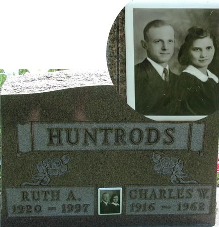 HUNTRODS, RUTH A. - Story County, Iowa | RUTH A. HUNTRODS
