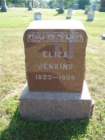 JENKINS, ELIZABETH - Story County, Iowa | ELIZABETH JENKINS
