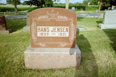 JENSEN, HANS - Story County, Iowa | HANS JENSEN
