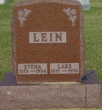 LEIN, STENA - Story County, Iowa | STENA LEIN