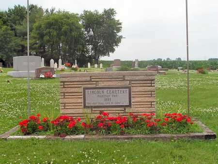 LINCOLN, CEMETERY - Story County, Iowa | CEMETERY LINCOLN
