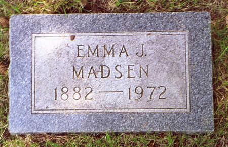 MADSEN, EMMA J. - Story County, Iowa | EMMA J. MADSEN