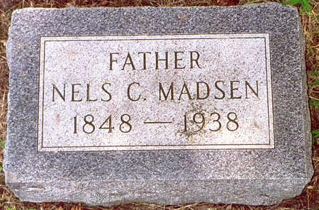 MADSEN, NELS C. - Story County, Iowa | NELS C. MADSEN