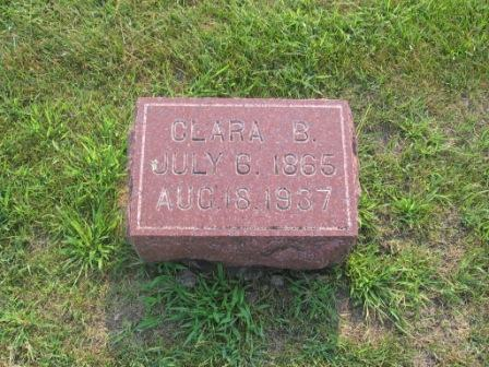 CONNER MCBRIDE, CLARA BELLE - Story County, Iowa | CLARA BELLE CONNER MCBRIDE
