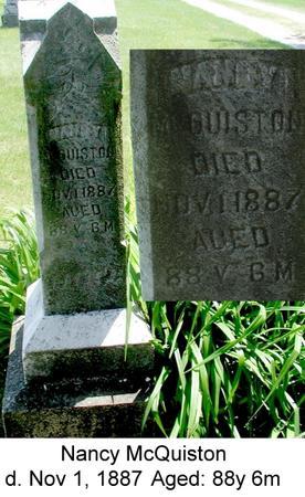 BOWERS MCQUISTON, NANCY - Story County, Iowa | NANCY BOWERS MCQUISTON