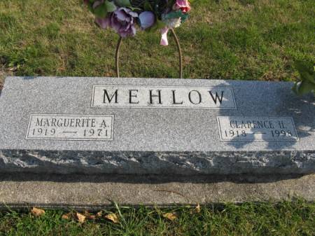 MEHLOW, MARGUERITE A - Story County, Iowa | MARGUERITE A MEHLOW
