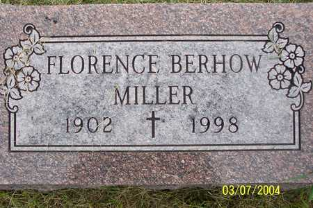 MILLER, FLORENCE - Story County, Iowa | FLORENCE MILLER