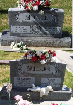 MILLER, GERALDINE - Story County, Iowa | GERALDINE MILLER