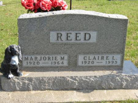 REED, CLAIRE L - Story County, Iowa   CLAIRE L REED
