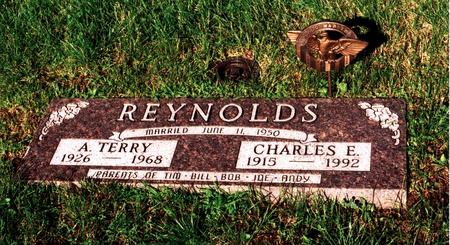 LOVELY REYNOLDS, TERRY - Story County, Iowa | TERRY LOVELY REYNOLDS