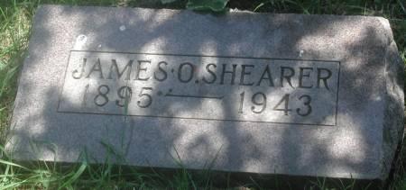 SHEARER, JAMES OLIVER - Story County, Iowa | JAMES OLIVER SHEARER