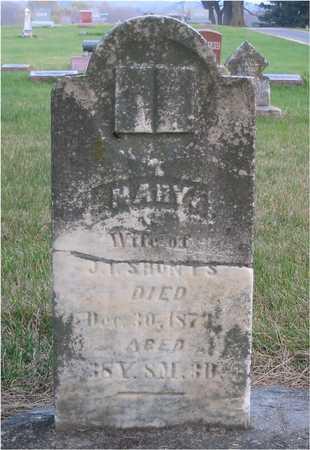 SHUNTS, MARY A - Story County, Iowa | MARY A SHUNTS