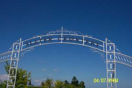 SLATER, CEMETERY - Story County, Iowa | CEMETERY SLATER