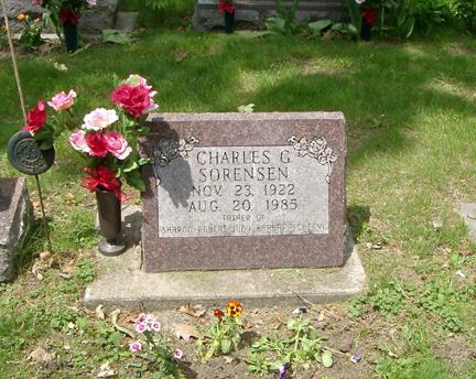 SORENSON, CHARLES G. - Story County, Iowa | CHARLES G. SORENSON