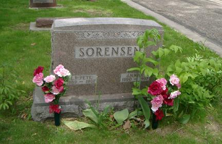 SORENSON, ANNA - Story County, Iowa | ANNA SORENSON