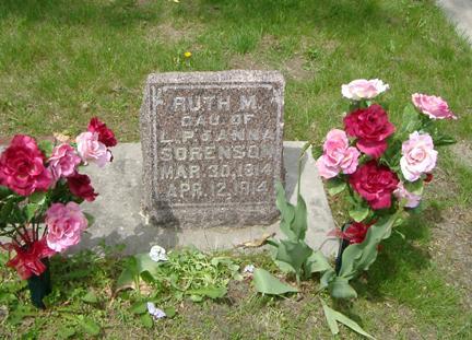 SORENSON, RUTH M. - Story County, Iowa | RUTH M. SORENSON