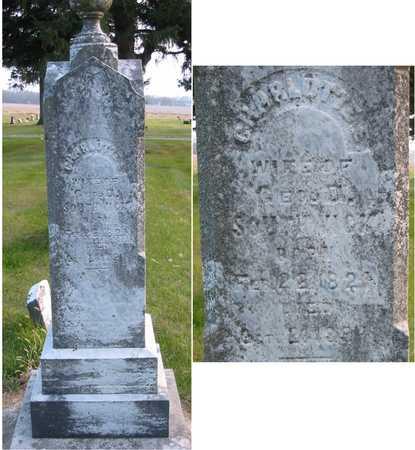 SOUTHWICK, CHARLOTTE E. - Story County, Iowa | CHARLOTTE E. SOUTHWICK