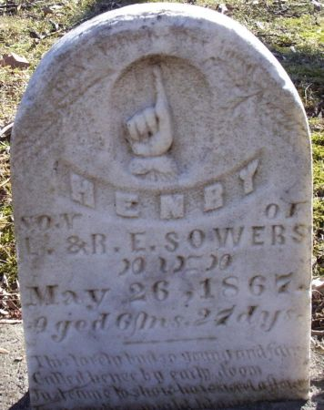 SOWERS, HENRY - Story County, Iowa | HENRY SOWERS