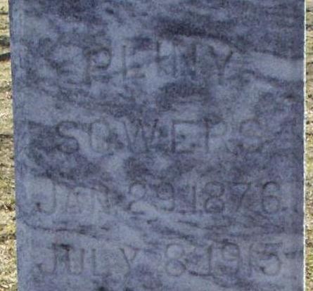 SOWERS, PLINY - Story County, Iowa | PLINY SOWERS