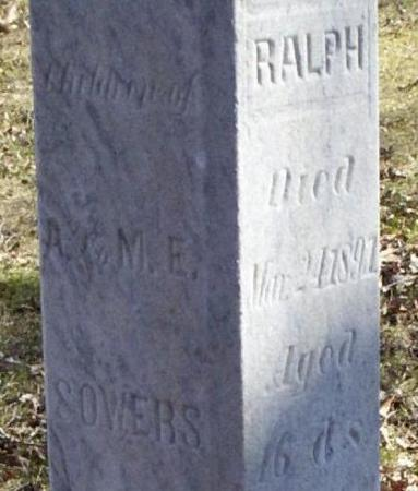 SOWERS, RALPH - Story County, Iowa | RALPH SOWERS