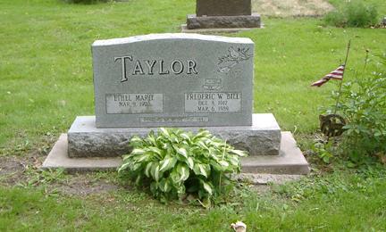 TAYLOR, ETHEL MARIE - Story County, Iowa | ETHEL MARIE TAYLOR