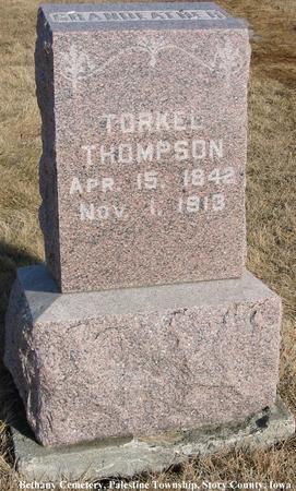 THOMPSON, TORKEL - Story County, Iowa | TORKEL THOMPSON