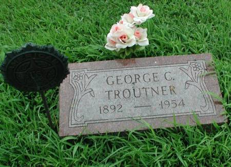 TROUTNER, GEORGE C. - Story County, Iowa | GEORGE C. TROUTNER