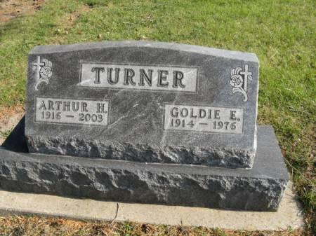 TURNER, ARTHUR H - Story County, Iowa | ARTHUR H TURNER