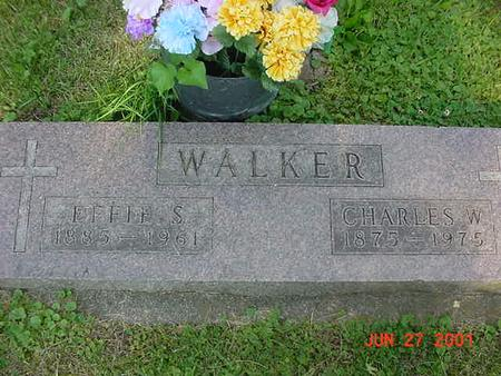 STRICKLER WALKER, EFFIE SARAH (STRICKLER) - Story County, Iowa | EFFIE SARAH (STRICKLER) STRICKLER WALKER