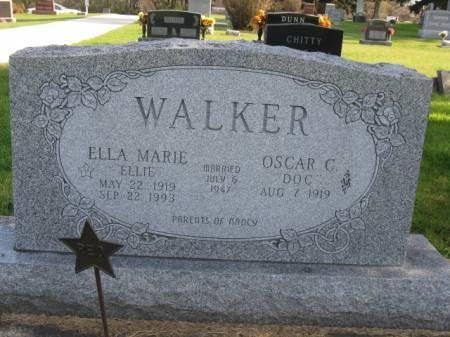 WALKER, ELLA MARIE - Story County, Iowa | ELLA MARIE WALKER