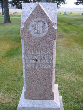 WHARTON, ALMIRA - Story County, Iowa | ALMIRA WHARTON